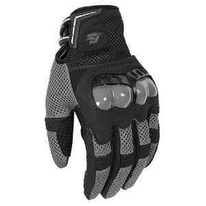 Fieldsheer Mach 6.0 Mens Leather/Mesh Sports Bike Motorcycle Gloves