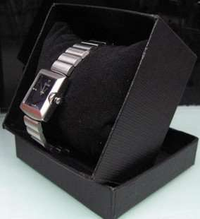 lot of 18 piece NEW Watch Wrist watches boxes Black paper box with