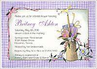FLORAL Personalized ANY OCCASION Note Cards STATIONERY
