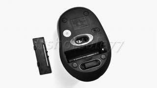 10 M 2.4GHz Mini USB Optical Sensor Superior Wireless Mouse for PC