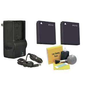 Panasonic High Capacity Lithium Ion Replacement for