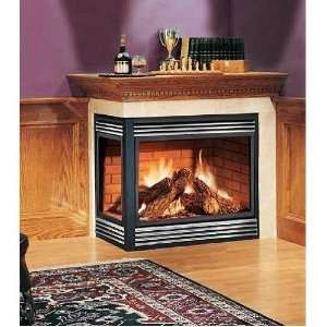 Napoleon Gvf40 Vent Free Propane Gas Left Corner Fireplace