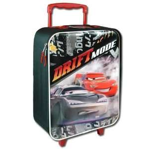 913658   Cars Drift Mode 16 Rolling Luggage Case Pack 4