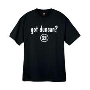 Mens Got Duncan ? Black T Shirt