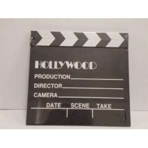 Hollywood Large Clapboard 11.5 X 10.75