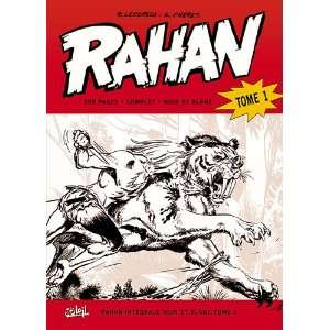 Rahan intégrale noir et blanc, Tome 1 (French Edition