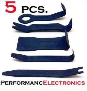 Honda Door panel removal tool set dash trim pry kit