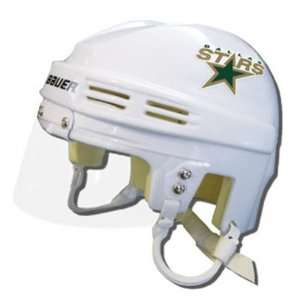 NHL Dallas Stars Official Licensed Mini Player Helmets