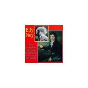 Complete Pre War Beethoven: Elly Ney, Beethoven: Music