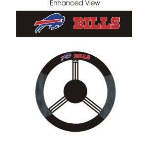 Buffalo Bills Car/Truck/Auto Steering Wheel Cover  Sports