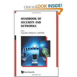 and Networks (9789814273039): Yang Xiao, Frank H. Li, Hui Chen: Books