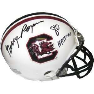 George Rogers Autographed/Hand Signed South Carolina