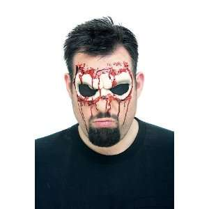 : Don Post Makeup Prosthetic Scary Skull Eyes Accessory: Toys & Games