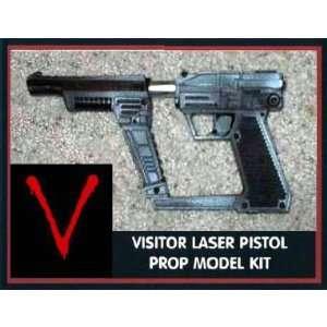 V Visitors Laser Pistol Prop Model Kit