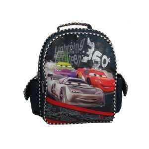 Disney Pixar Cars McQueen Boost Wingo Racing Childrens Medium School