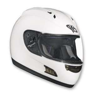Vega DOT Vented Solid Altura Full Face Motorcycle Helmet