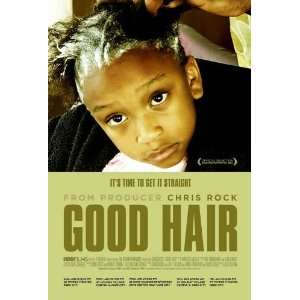 : Good Hair Movie Poster (11 x 17 Inches   28cm x 44cm) (2009) Style