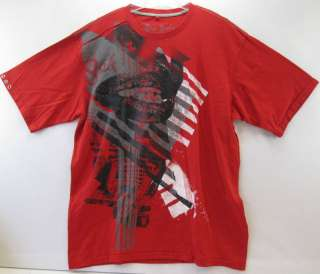 Pepe Jeans London Red Graphic XL  NWT