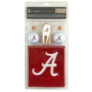 Alabama Crimson Tide NCAA Golf Gift Set