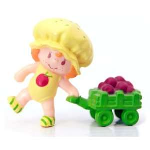 Shortcake Mini Apple Pulling a Wagon Kenner 1982 Toys & Games