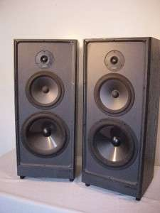 Polk Audio Floor Speakers Model S10 30x13x10 Black