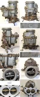 Ford V8 Flathead 94 Carburetor 2 barrel Carb Holley List 713, 1949