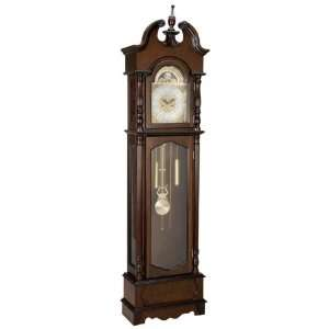31 Day Grandfather Clock with Beveled Glass: Home