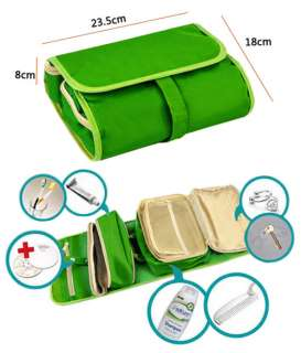 Hanging Travel Toiletry Cosmetic Makeup Hand Case Bag Organizer Kit