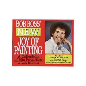 NEW JOY OF PAINTING LANDSCAPES Arts, Crafts & Sewing