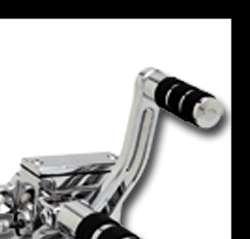 Forward Controls for your Harley Davidson, Polished