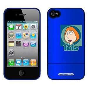 Lois Griffin from Family Guy on AT&T iPhone 4 Case by
