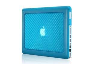 Osaka DIAMOND series Aqua Blue FUSION Case Cover for Macbook Pro 13