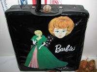 Vintage Barbie & Friends Dolls Case & Clothes Mixed Lot