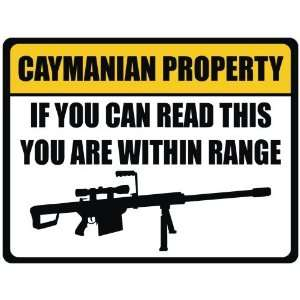 New Caution  Caymanian Property  Cayman Islands Parking