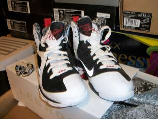NIKE LEBRON JAMES 9 FREEGUMS EDITION CANNON CHINA CHRISTMAS