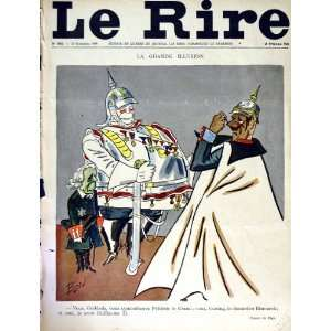 LE RIRE (THE LAUGH) FRENCH HUMOR MAGAZINE WAR OFFICERS: Home & Kitchen