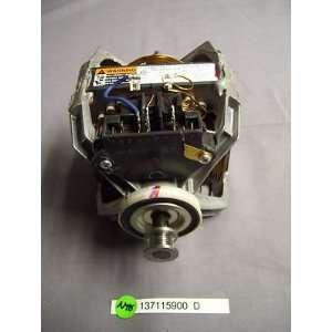 DRYER MOTOR KENMORE FRIGIDAIRE ELECTROLUX WESTINGHOUSE NEW PART NTO uz