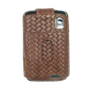 Genuine Leather Flip & Stand Case for iPhone 4/4S (with ID/Money