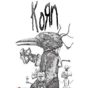 Music   Rock Posters Korn   Album Poster   91.5x61cm