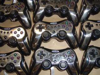 Lot10 Intec PS3 Turbo 3 Wireless Controller BAD AS IS