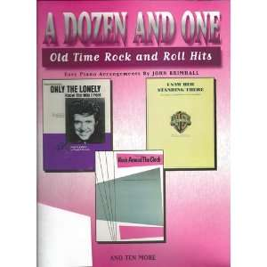 A Dozen and One Old Time Rock and Roll Hits (9780769262284