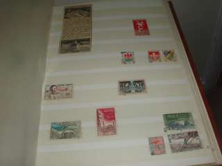 FRANCE COLLECTION IN STOCKBOOK BETTER STAMPS NOTED