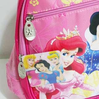 Girl Disney Princess 12 Shoulder Backpack School Bag