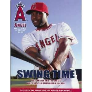 Angel Magazine   Volume 6 Number 1 (2009) Official Anaheim Angels