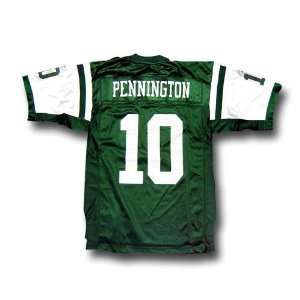 Chad Pennington #10 New York Jets NFL Replica Player