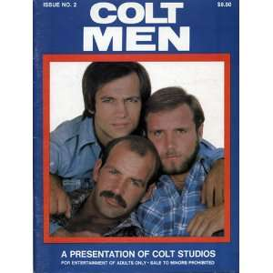 Colt Men (Issue No. 2): Colt Studios: Books