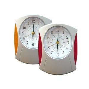 TA103    LARGE FACE EASY TO READ DESK TOP ALARM CLOCK