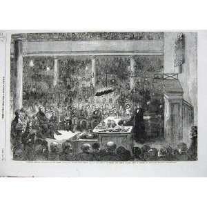 1856 Professor Farady Royal Institution Prince Albert: Home & Kitchen