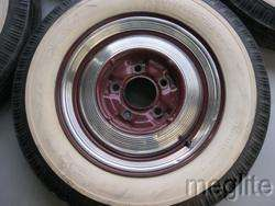 1946 1947 FORD MERCURY 16 WHEELS W/DELUXE TRIM HOT RAT ROD SCTA WOODY