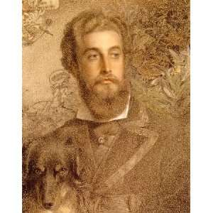 Lord Battersea, by Sandys Frederick